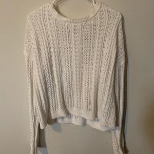 Willow and Root Sweater